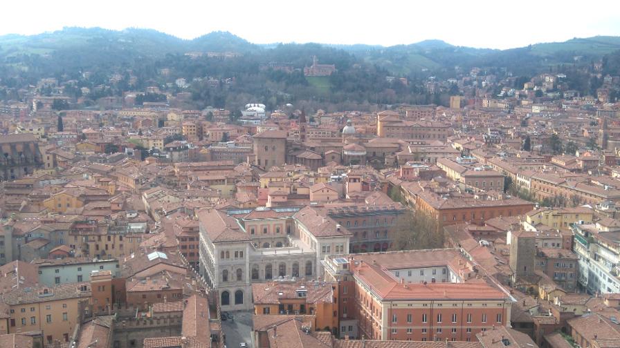 retour sur mon week-end à Bologne de 2 jours