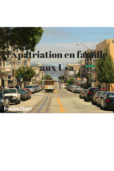 expatriation en famille aux Usa
