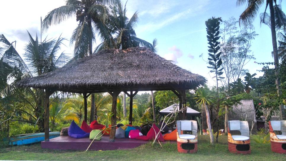 bon hôtel à Nusa Penida à côté de Bali