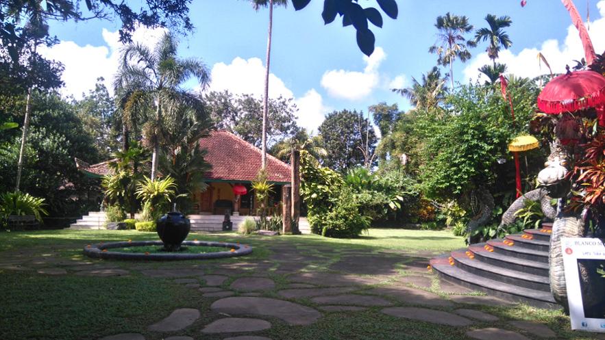 visites de musées sont possibles à Ubud