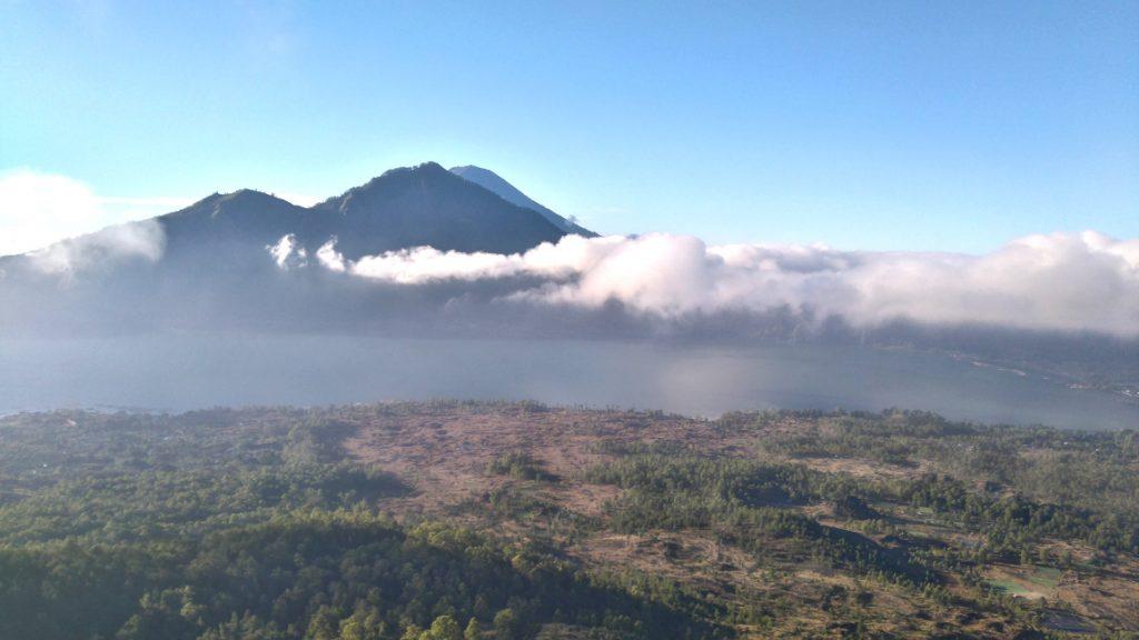 Mont Batur à Bali