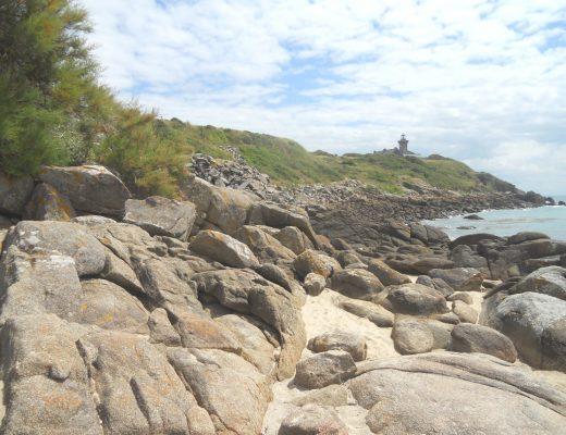 visiter une île normande