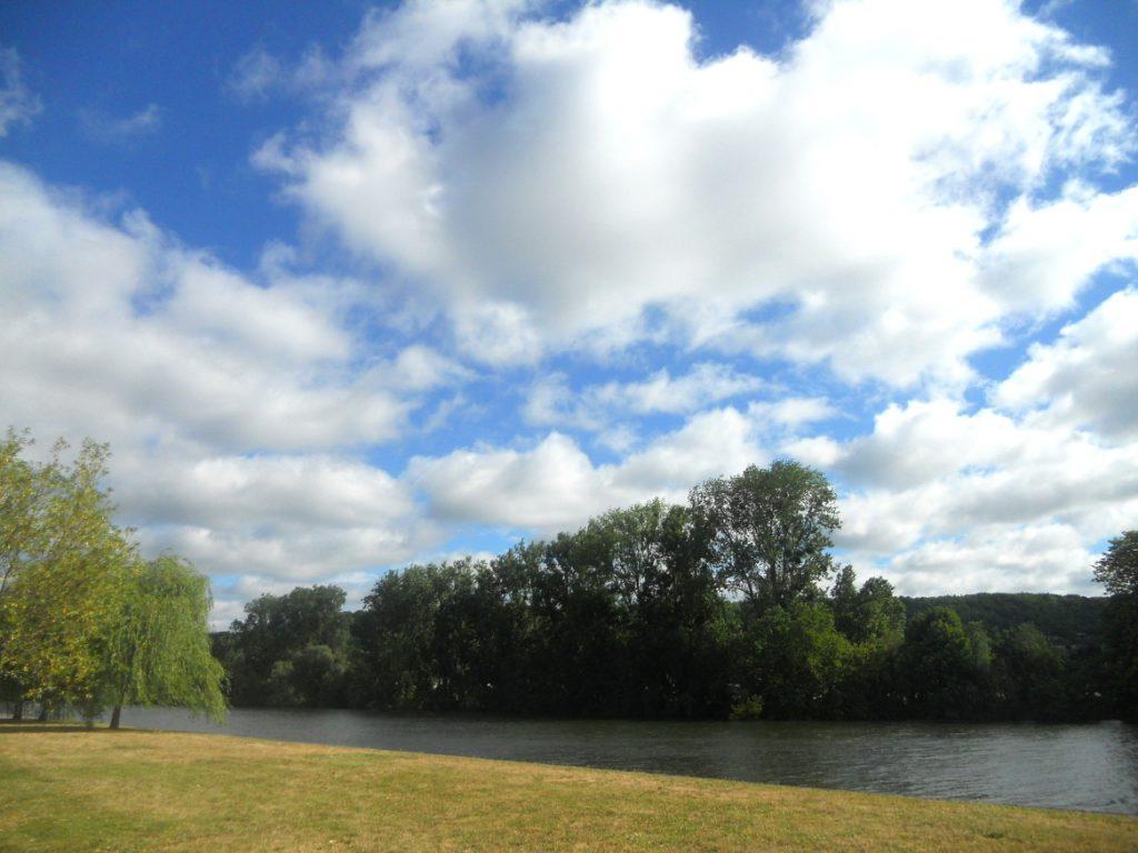 où se promner sur les bords de Seine dans les Yvelines