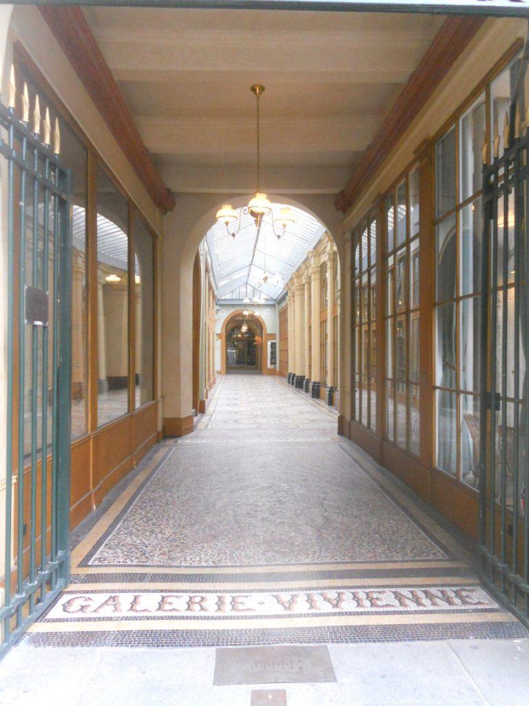 la fameuse galerie parisienne
