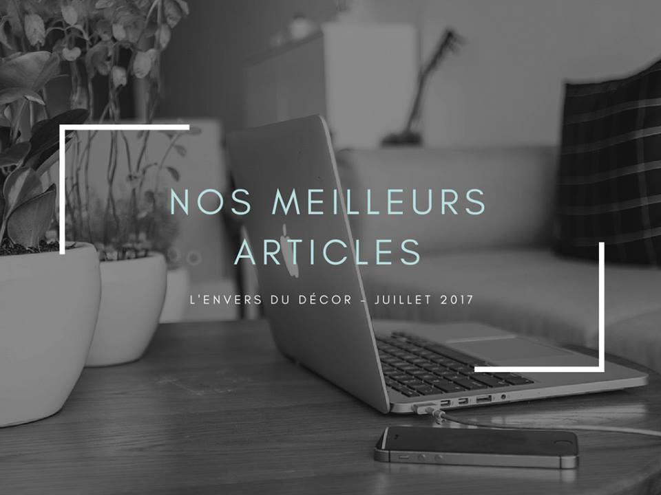5 articles les plus commentés du blog
