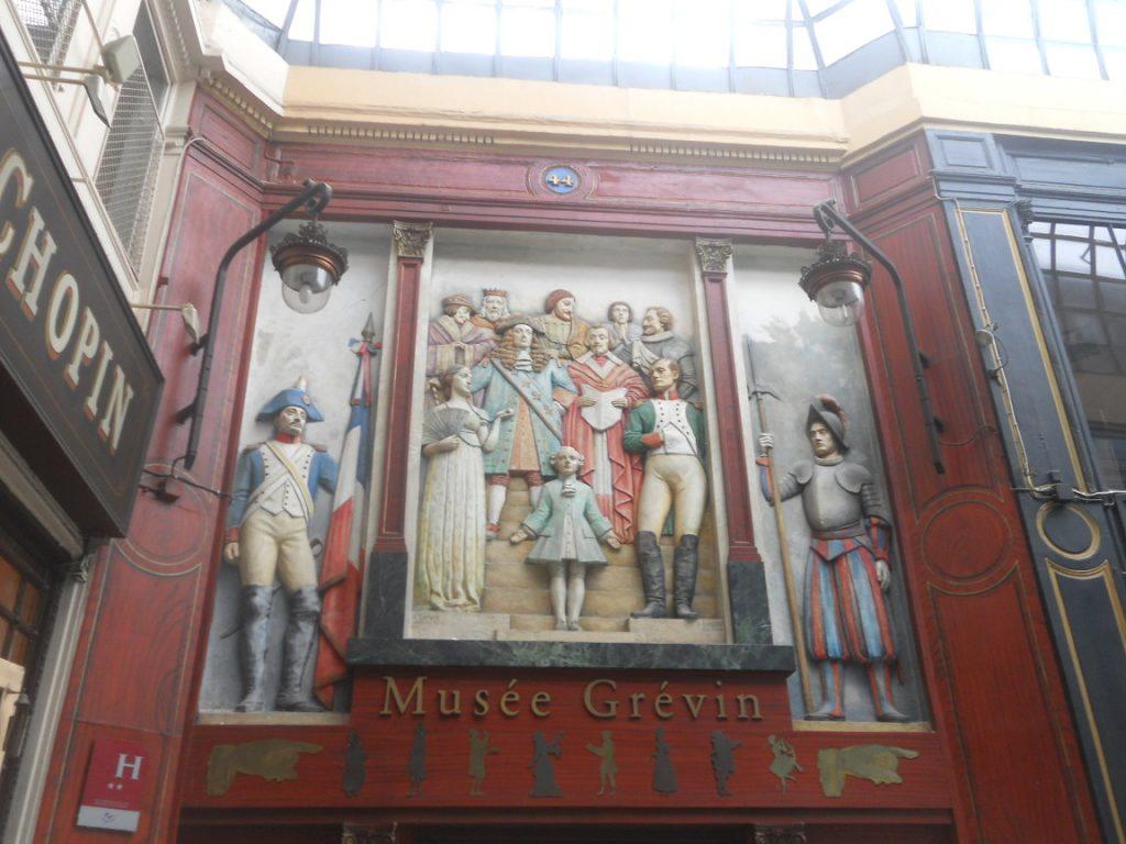 musée grevin à Paris