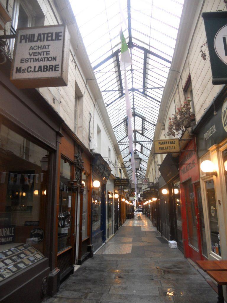 passages parisiens célèbres
