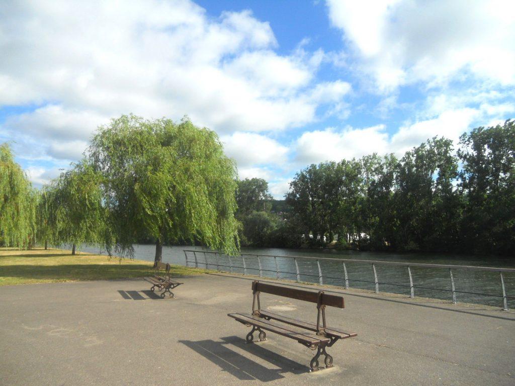 où se promener sur les bords de Seine dans les Yvelines