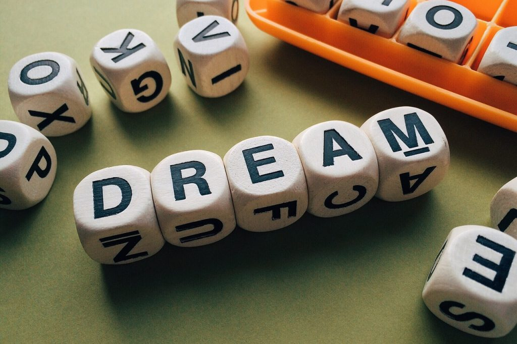 rêver encore et encore
