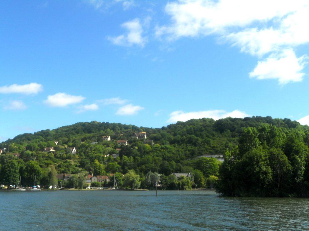 se promener sur les bords de Seine des Yvelines