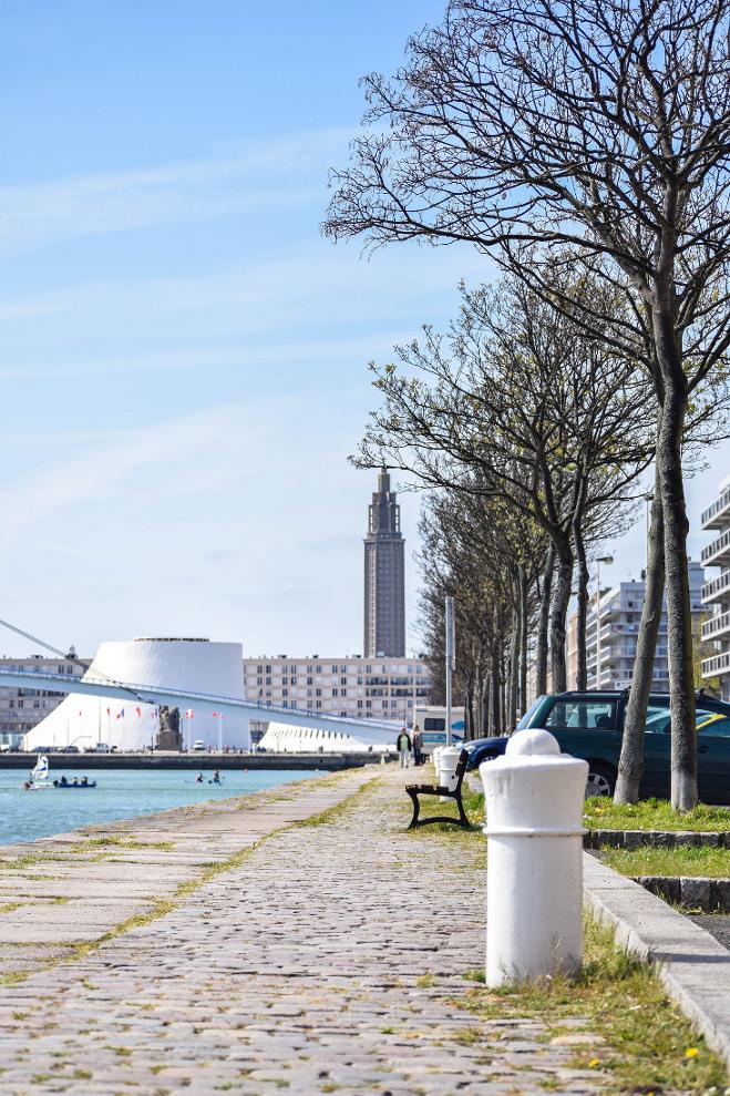 comment c'est de vivre au Havre
