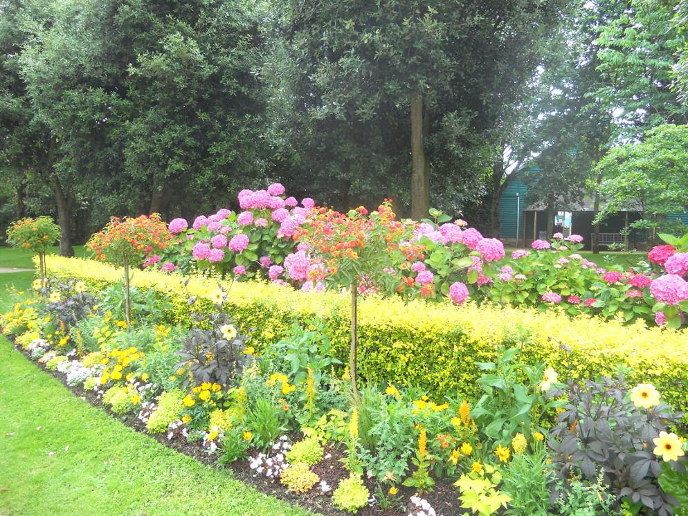 fleurs du jardin Christian Dior
