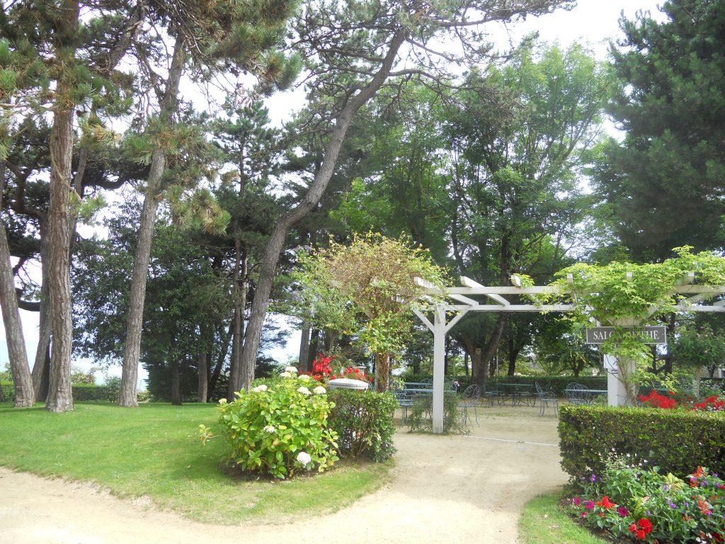 jardin à Granville