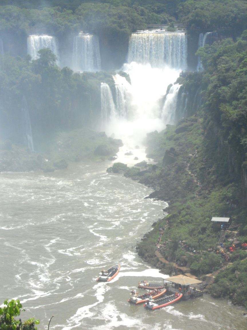 voyage au Brésil pour la 2è fois