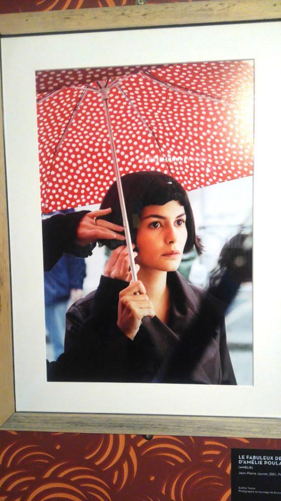 affiche Amélie Pouliain