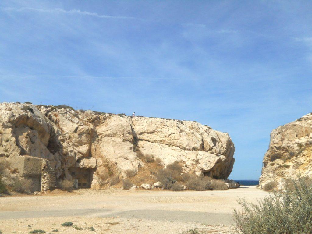 les calanques des îles du Frioul