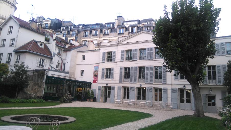 visiter le Musée de Montmartre