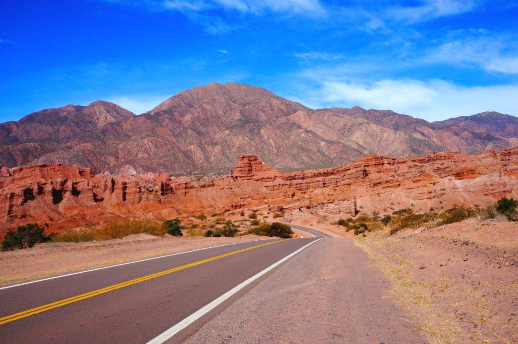 routes d'Amérique du Sud