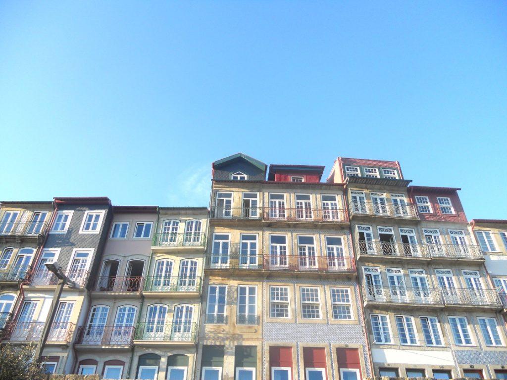 belle architecture à Porto