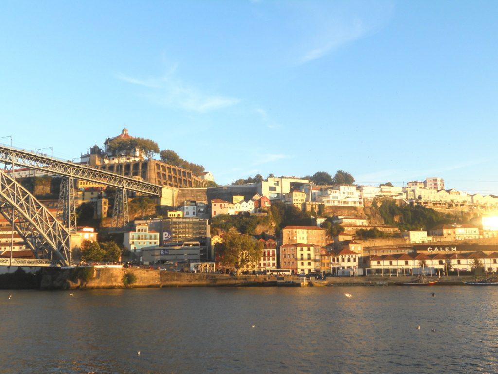 fin de soirée à Porto