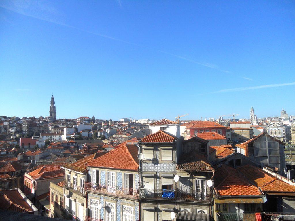 vue sur Porto