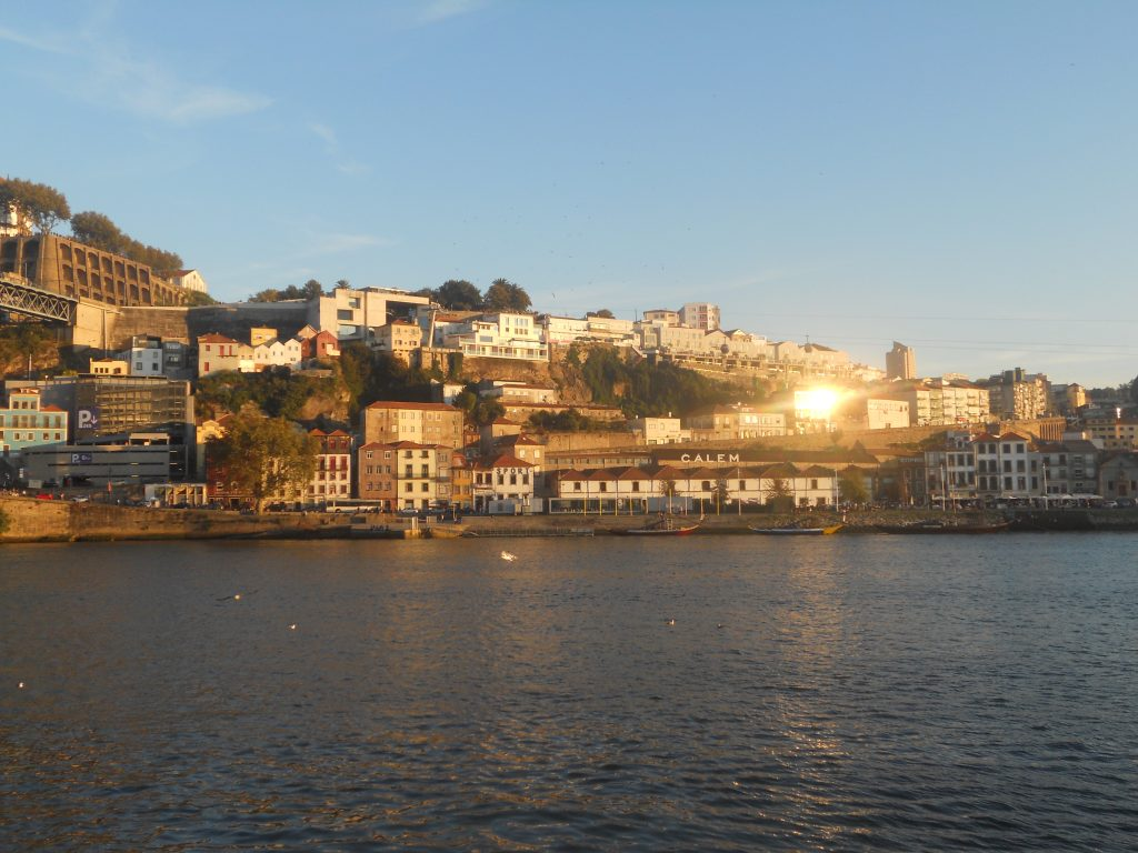 soirée à Porto