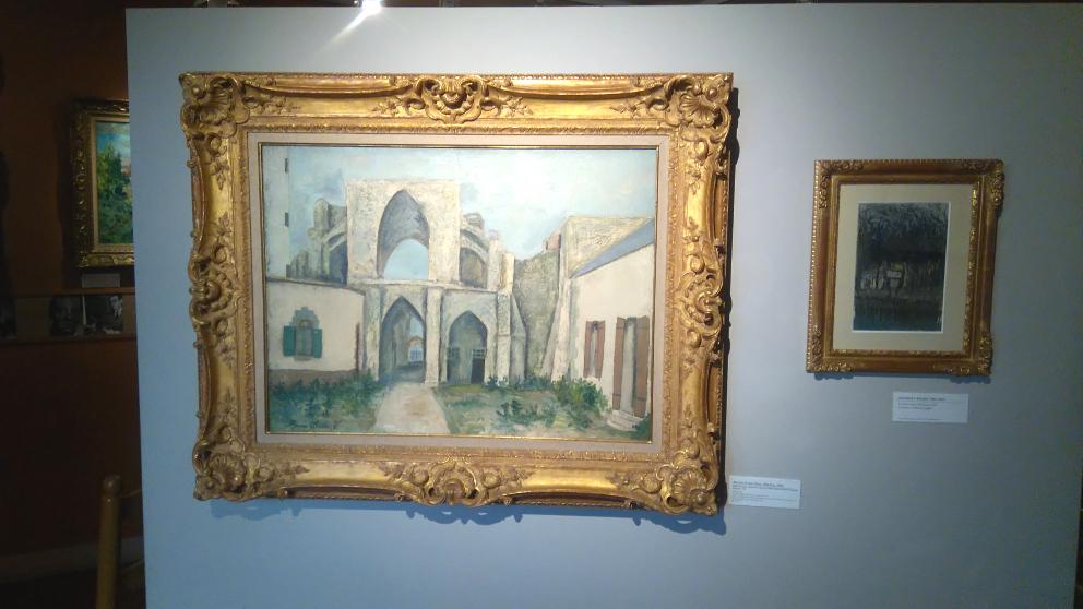 peinture à Montmartre