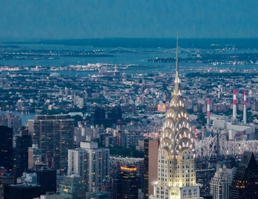 vivre à New York