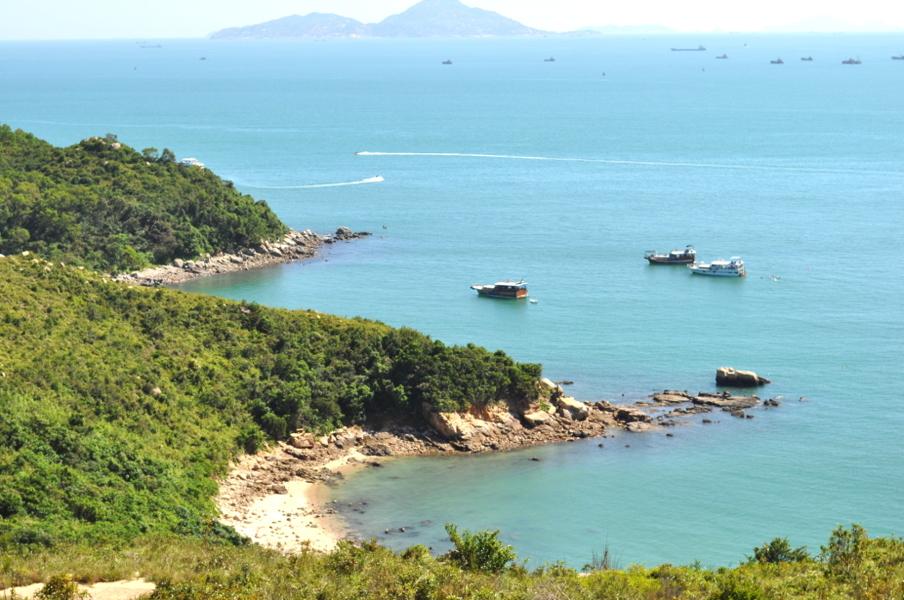 plage de Hong-Kong