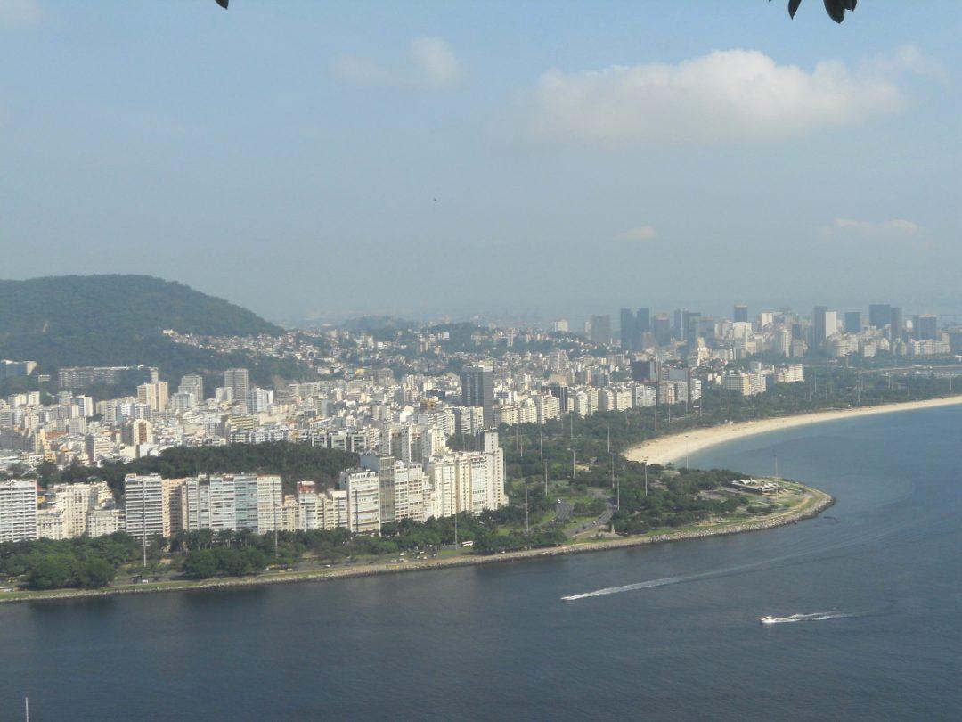premiers pas au Brésil