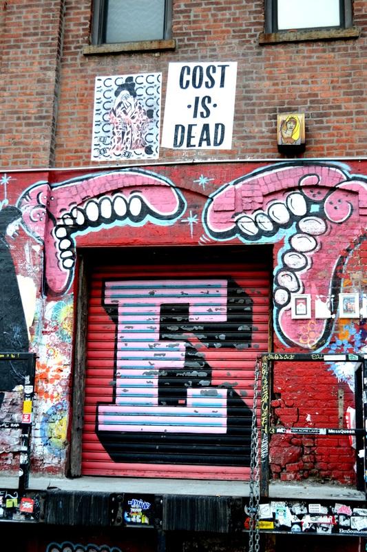 street art à NYC