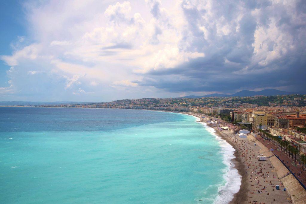 comment c'est de vivre à Nice