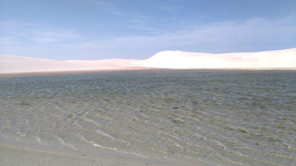 désert du Lencois