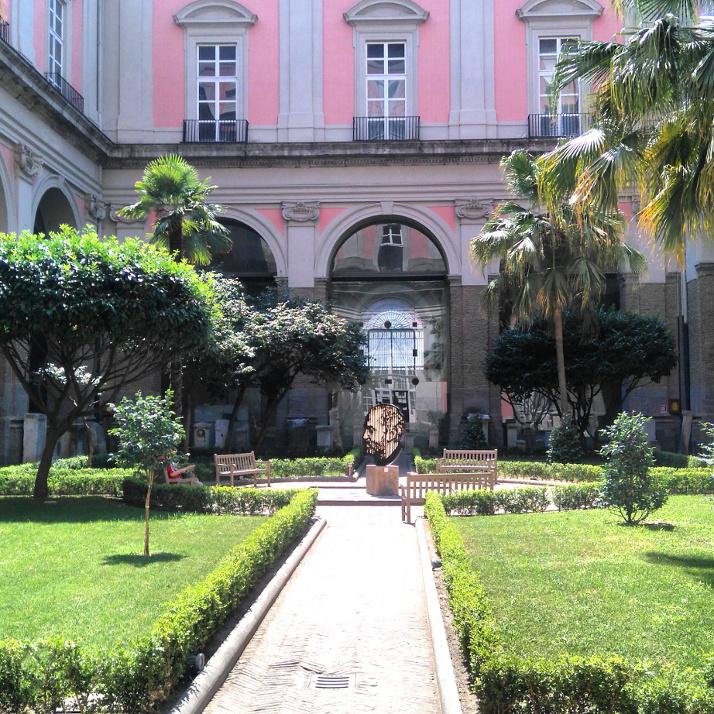 beau voyage à Naples