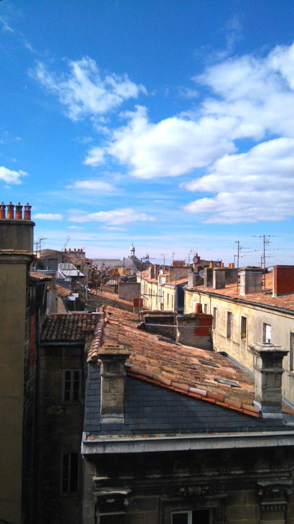 Bordeaux en été