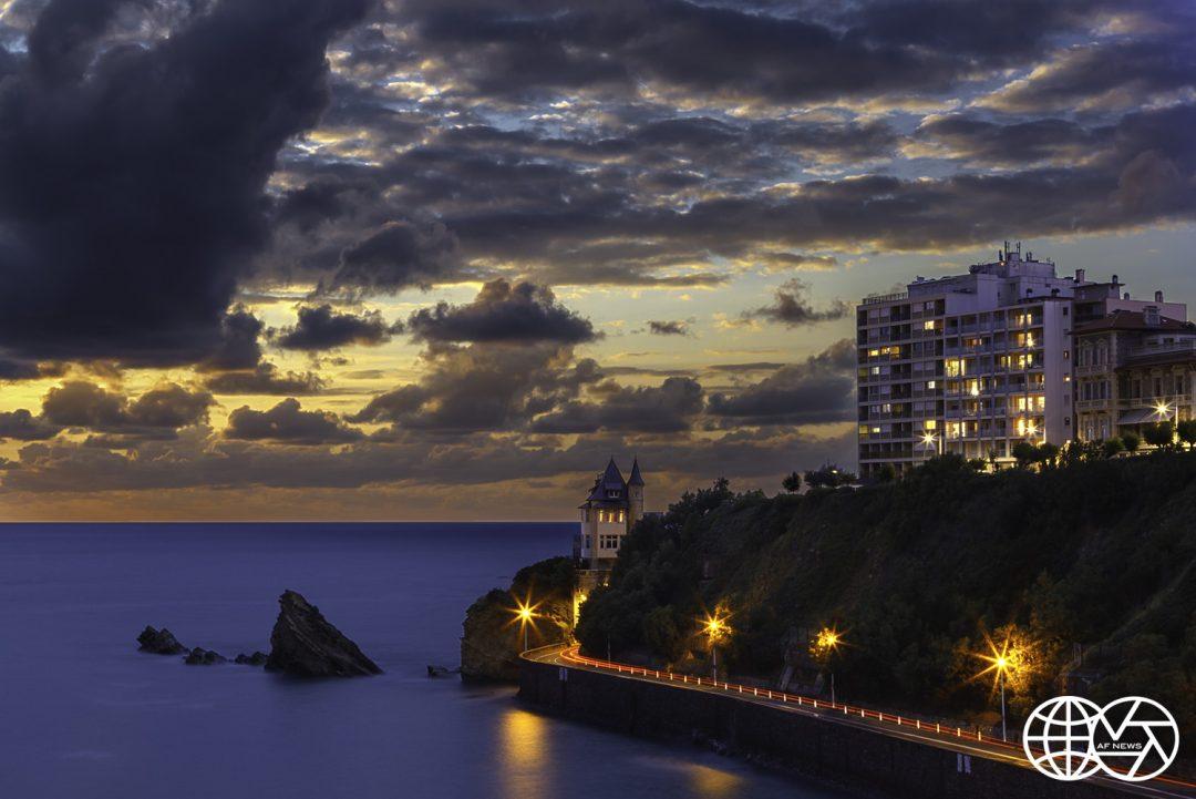 comment c'est de vivre à Biarritz