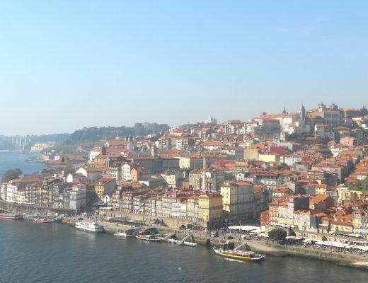balade à Porto
