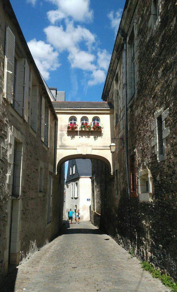 comment c'est de vivre à Angers