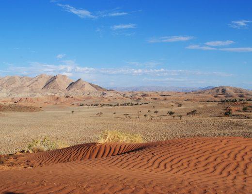 envies de voyage en Afrique