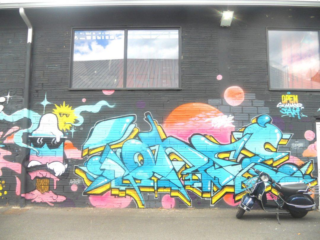 où voir du street art à Toulouse ?