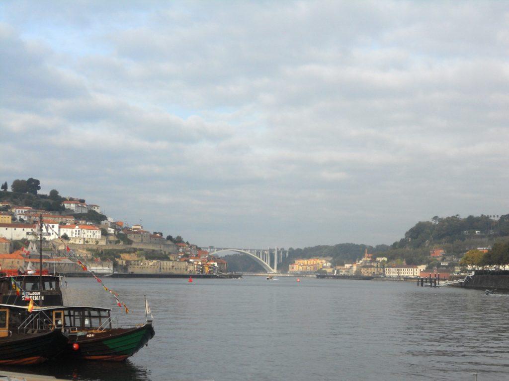 matin à Porto