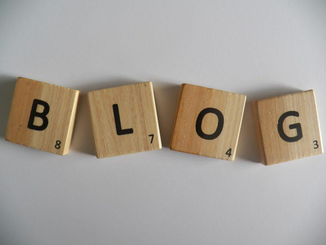 pourquoi j'ai ouvert mon blog