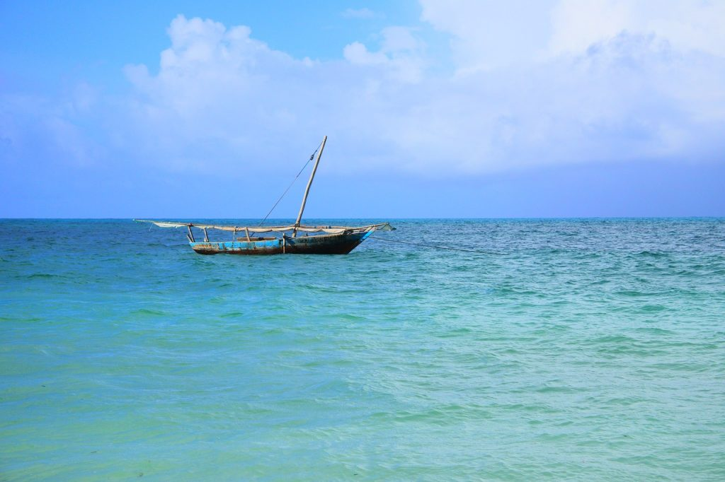 voyage au Zanzibar