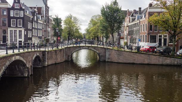 vivre à Amsterdam aux Pays-Bas