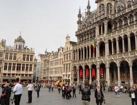 comment est la vie à Bruxelles