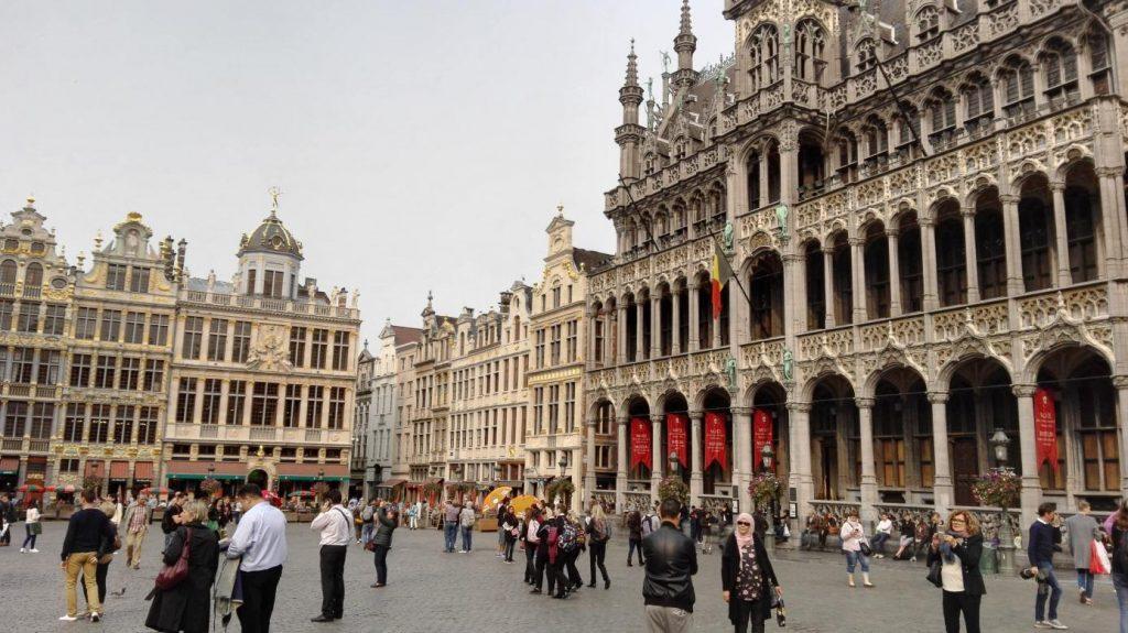 les places à Bruxelles