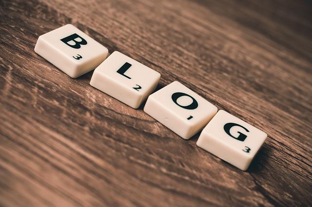 blogosphère d'Avril 2018