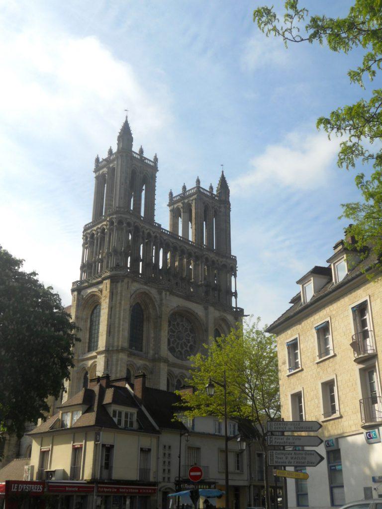 centre historique de Mantes La Jolie