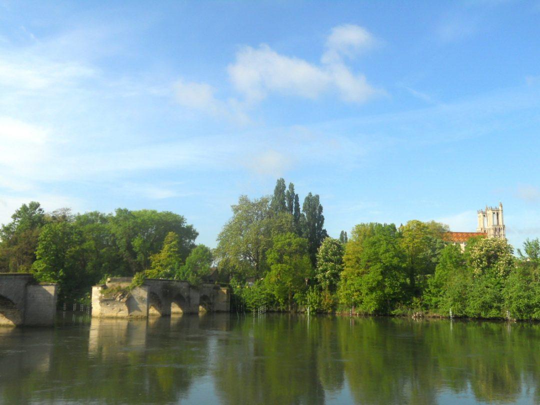 un des plus anciens ponts de France