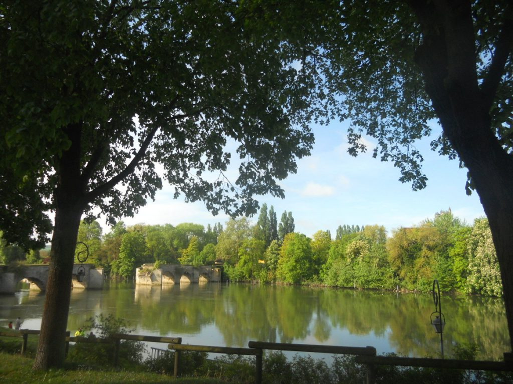 Pont dans les Yvelines